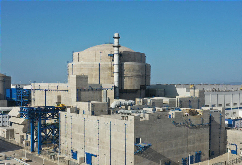 Nuclear Power Tube
