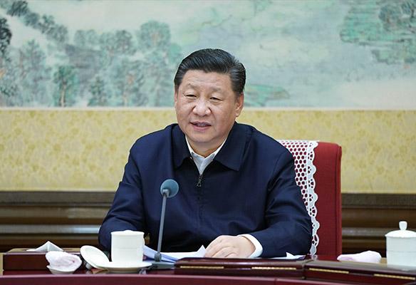 习近平主持十九届中共中央政治局第三十四次集体学习并发表重要讲话