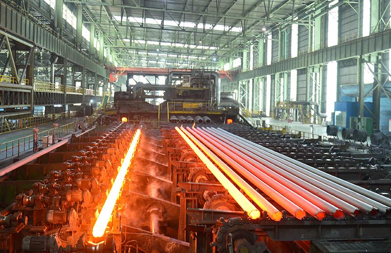 """《中国冶金报》华菱亚博亚博体育用高端钢管向世界展示""""中国力量"""""""